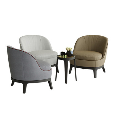 Dragonfly Armchair (3 Versions + Table W