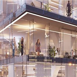DETAIL - Modern Office Building 05 01