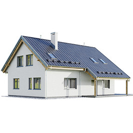 House - Classic Modern House 01