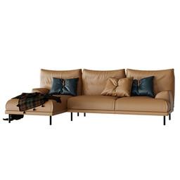 Sofa - Wolf Lounge Leaher Sofa