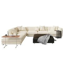 Cestone_corner Sofa Set