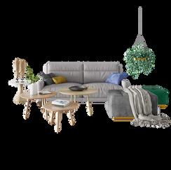 Frajumar Sofa Soul Set