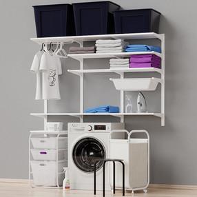 Algot IKEA storage system 2