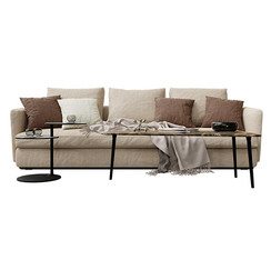 Molteni Sloane Sofa Scene