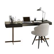 Writting Desk Set - Leslie Chair + Minoti