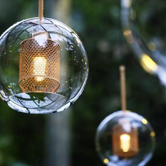 Catch pendant lamp