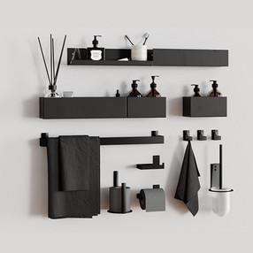 Nichba Design - Bathroom Set