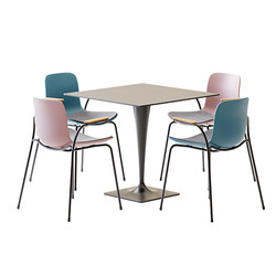 Table Set - Square Table Dream 4820 By P