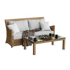 Scauri Sofa Set - Sofa Dolcefarniente