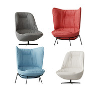 Ladle Lounge Armchairs - 2 Variations