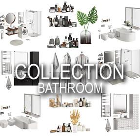 Bathroom Collection - 100+ Bathroom Essentials - Decorations + Future Updates