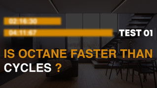 Is Octane fastet than Cycles ?