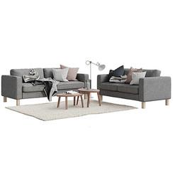 Karlstad Ikea Sofa 02