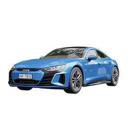 Audi Rs E-Tron Gt Car Model