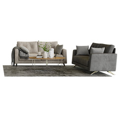 Fama Bari Sofa Set