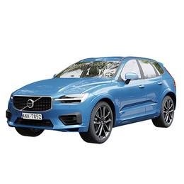 Volvo Xc60 R-Design Car