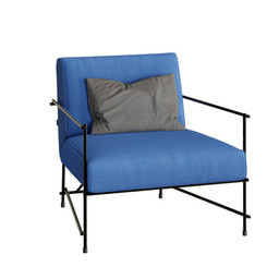 Di Armchairs - Set Of 3 Armchairs 02