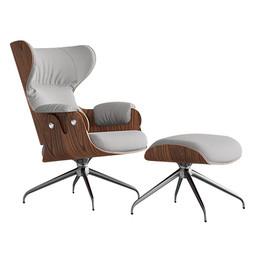Chair - Armchair Lounger Bd Barcelona De