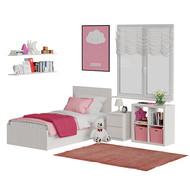 Universal childrens room pink