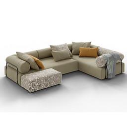 Sofa - Amalfi U-Shaped Sofa
