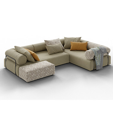 Sofa - Amalfi U-Shaped Sofa