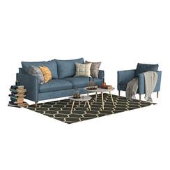 Pohjanmaan Chic Sofa And Armchair