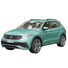 Volkswagen Tiguan Car