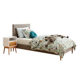 Bed - Adairs Kids Darcy Bed And Jax Side Table