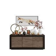 Fox Decorative Set (2)