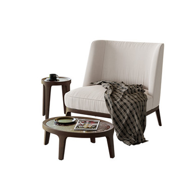 Flexform Dragonfly Chair With Tables And