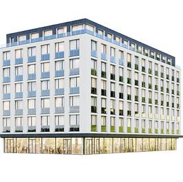 Modern Residential Building 06