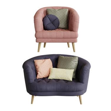 Jean Snuggle Armchair