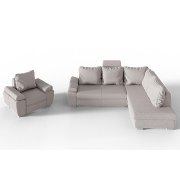 Ritmo Sofa And Armchair