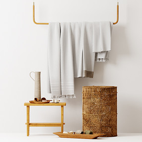 Bathroom Decor - Decorative Bathroom Set