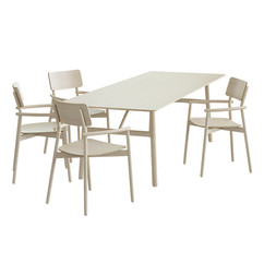 Hven Armchair And Table