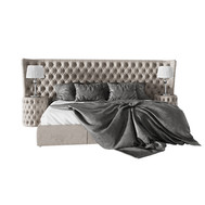 Vogue Letto Kingsize Bed