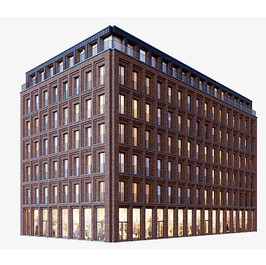 Modern Residential Building  07