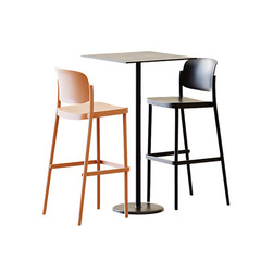 Table Set - High Table Alfiere Aq-600 By