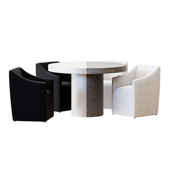 Table Set - Coco Republic Avalon Dining