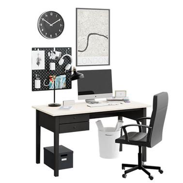 Workplace Scene - Ikea Arkelstorp