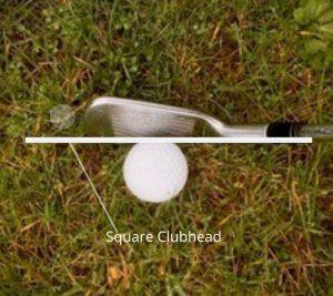Square Club Head