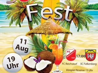 Sommerfest in Reichstorf