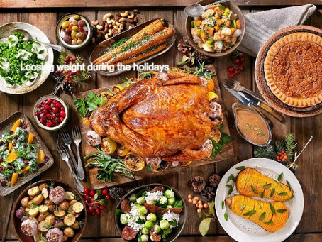 6 Ways to Lose Weight and Enjoy the Holidays