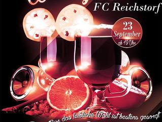 10. Spieltag und Weinfest in Reichstorf