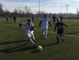 Reichstorf mit starken Testspiel gegen Landesligisten
