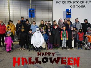 Reichstorfer Jugend im Halloween Fieber