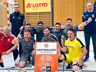 Reichstorf gewinnt das Vorrunden-Turnier der Kreismeisterschaft des Lotto Bayern Cup in Arnstorf.