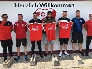 FC Reichstorf rüstet sich für zweite Kreisklassensaison: Pascaleanu, Vintura, und Vatavu verstärken