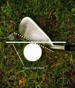 Open Club Head