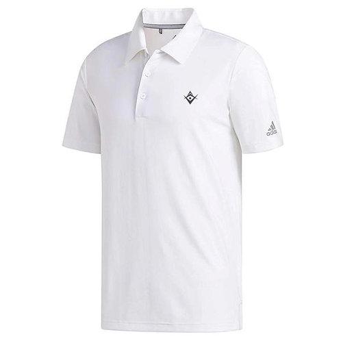 Men's - Adidas Logoed Polo Shirts.